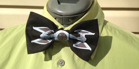 Bow TIE Fighter