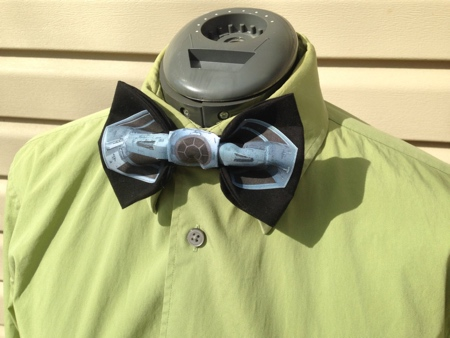 Star Wars Inspired Bow TIE
