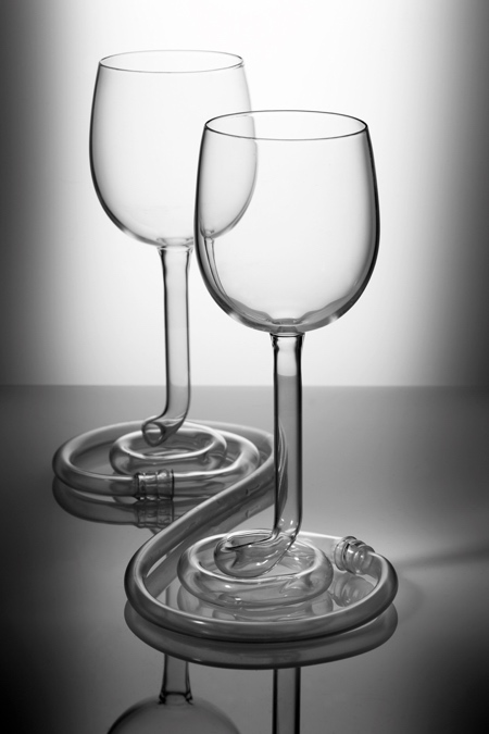 My Other Half Wine Glasses