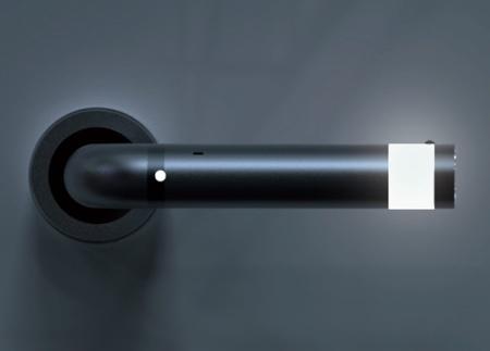 Door Handle Flashlight