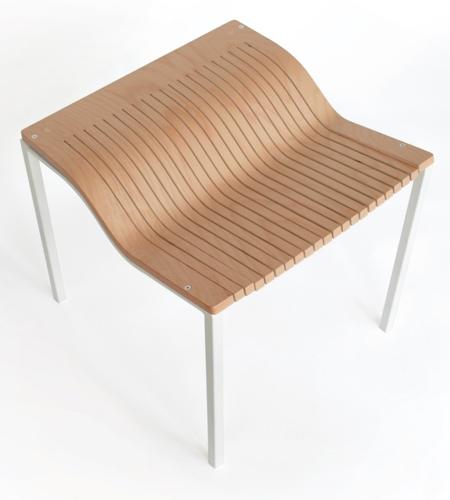 Flexible Wood Chair