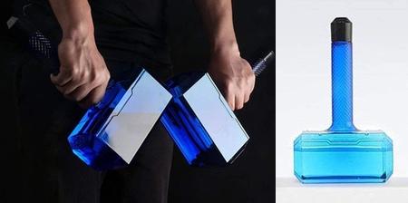 Hammer Shaped Water Bottle