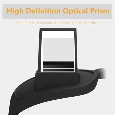 Horizontal Mirror Glasses