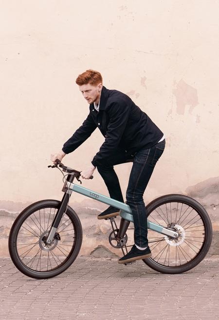 Loop Bicycle Frame