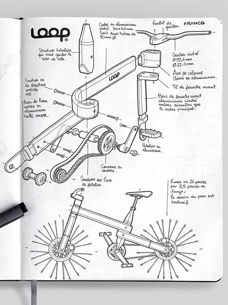 The Loop Bicycle