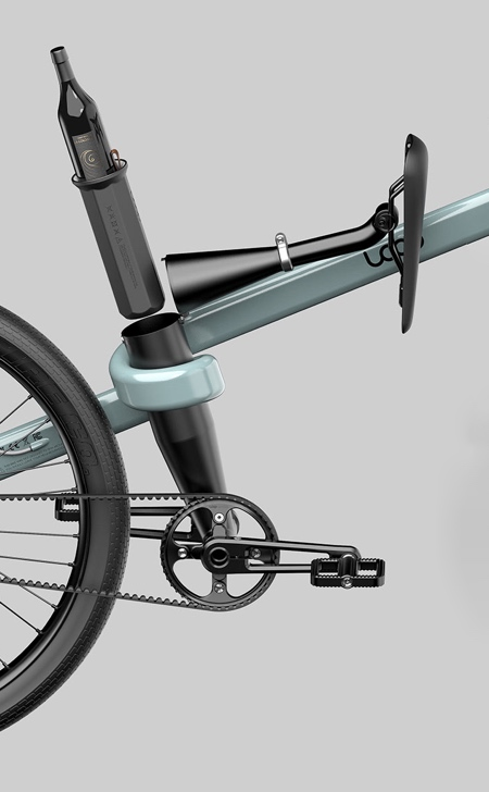 Looped Bicycle