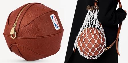 Louis Vuitton Basketball Bag