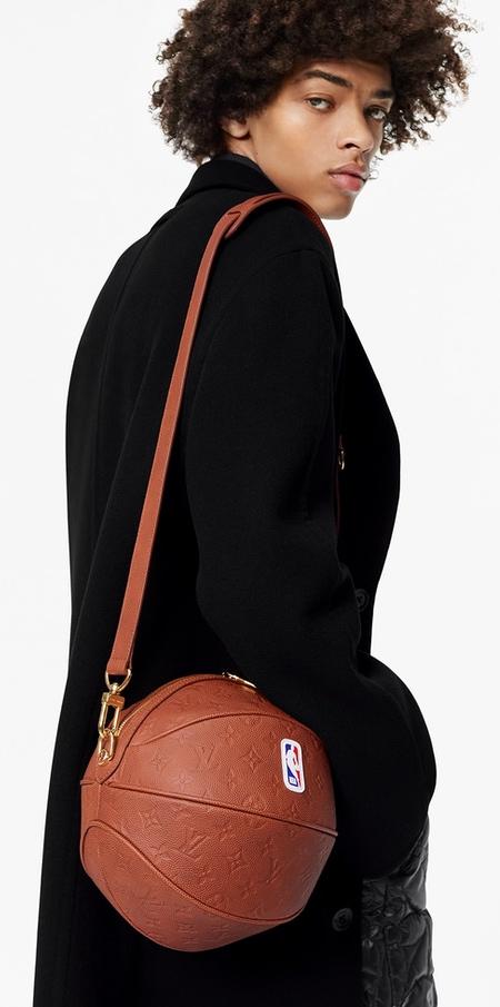Louis Vuitton NBA Bag