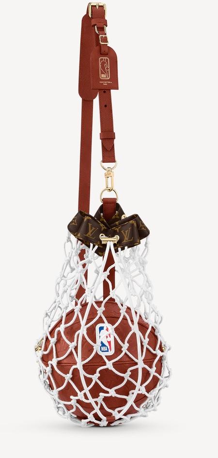 Louis Vuitton NBA Basketball Bag