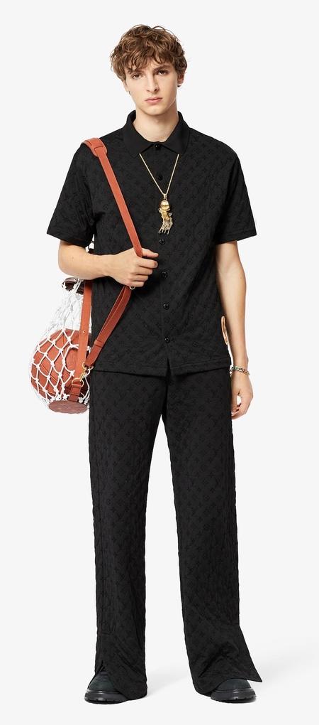 Ball in Basket Bag