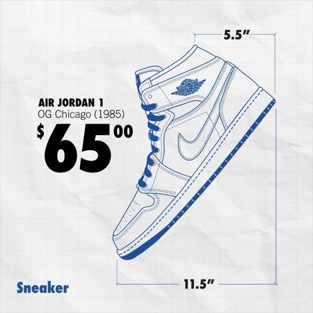 Nike Shoes at IKEA