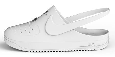 Nike Crocs Shoes