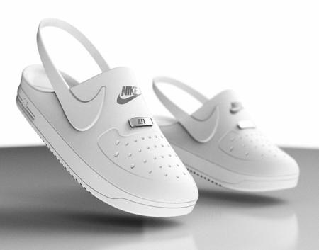 Crocs Nike Shoes