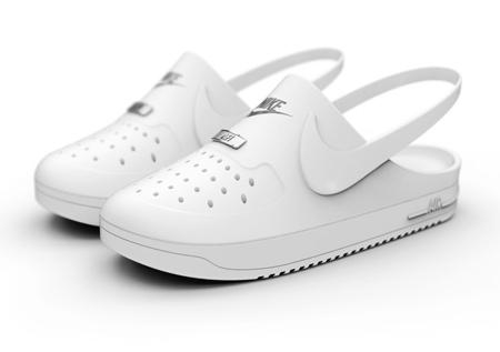 Nike Crocs
