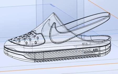 Crocs Nike