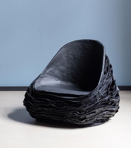 Vadim Kibardin Paper Chair