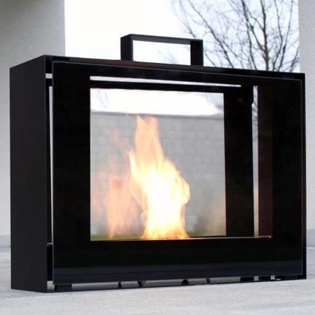 Travelmate Portable Fireplace