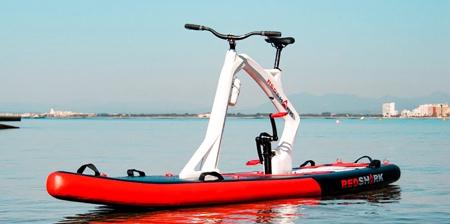Paddleboard Bicycle