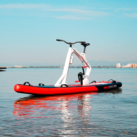 Inflatable Paddleboard Bicycle