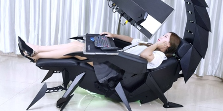 Scorpion Computer Gaming Chair