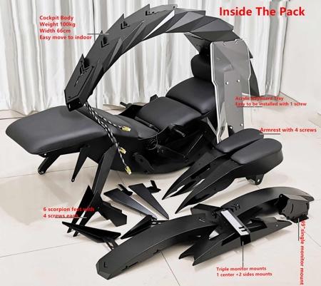 Scorpion Computer Chair