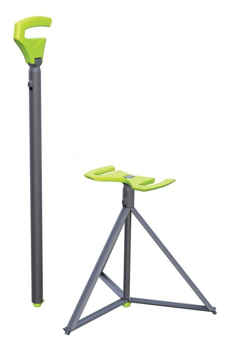 Walking Cane Chair