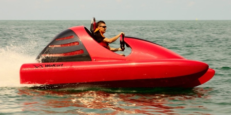 Water Go-Kart