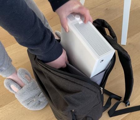 Portable Xbox Monitor