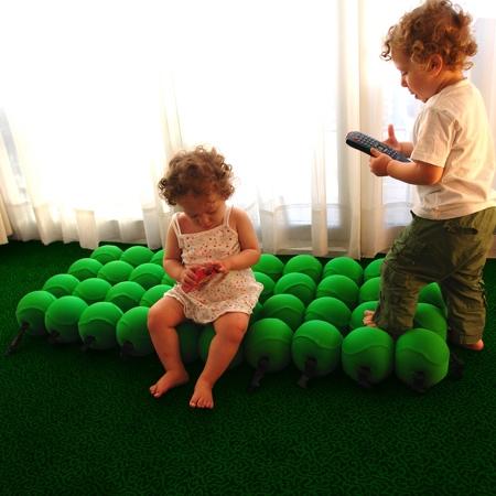Balls Seating System