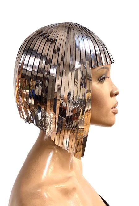 Cleopatra Hairpiece