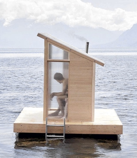 Water Sauna