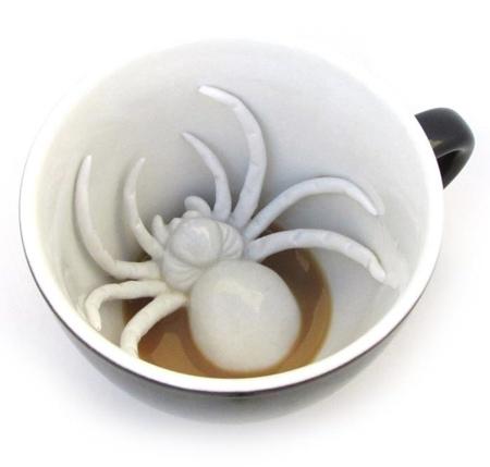 عنکبوت سرامیکی