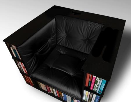 Bookshelves Chair