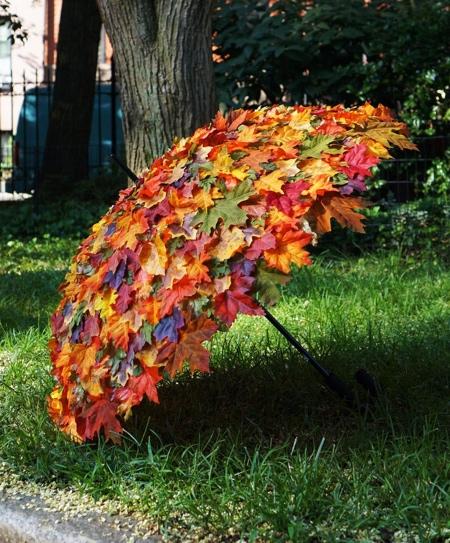 Leaves Umbrella