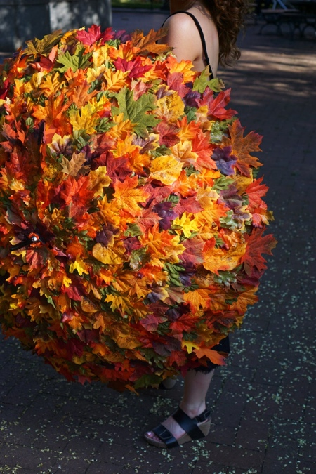 Fall Umbrella