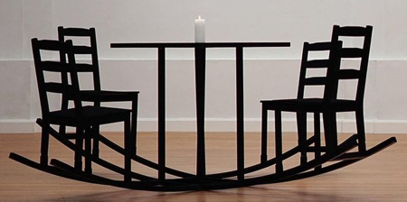 SeeSaw Table