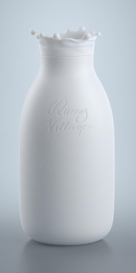 Splash Milk Packaging