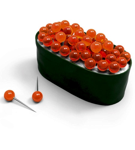 Sushi Push Pins