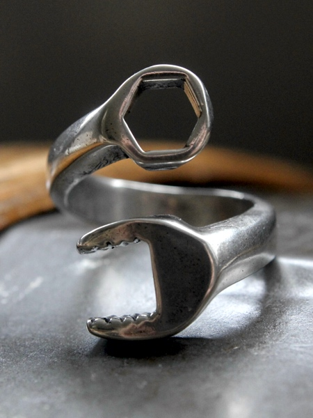 Wrench Wrap Ring