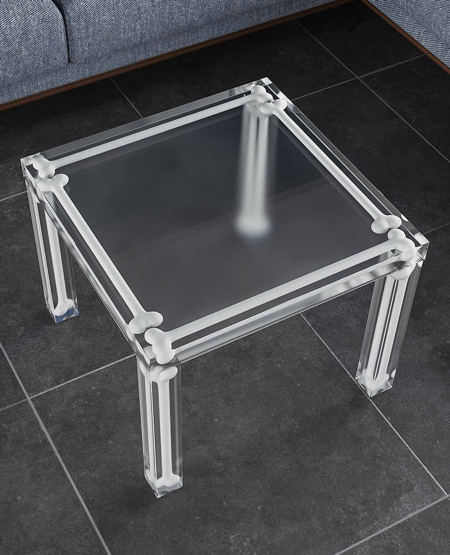 Human Bones Table