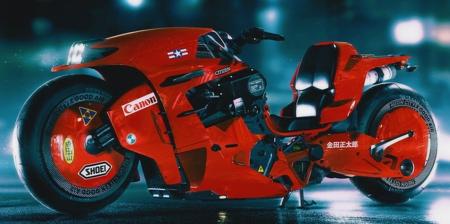 Akira Motorcycle
