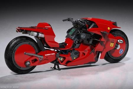 Kanedas Motorcycle