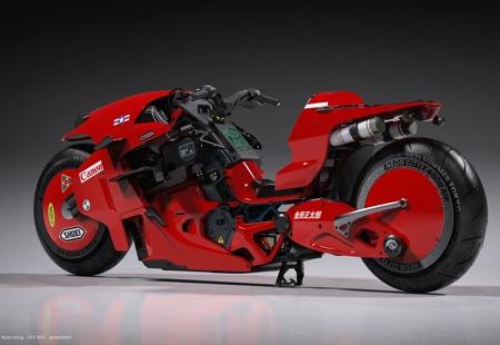Kaneda Motorcycle