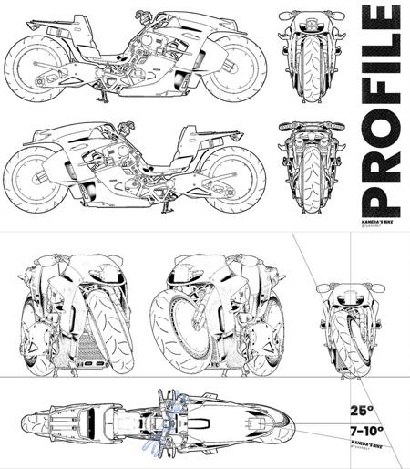 Akiras Motorcycle