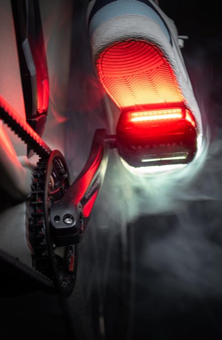Lights Bike Pedals