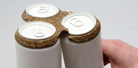 Biodegradable Can Holder