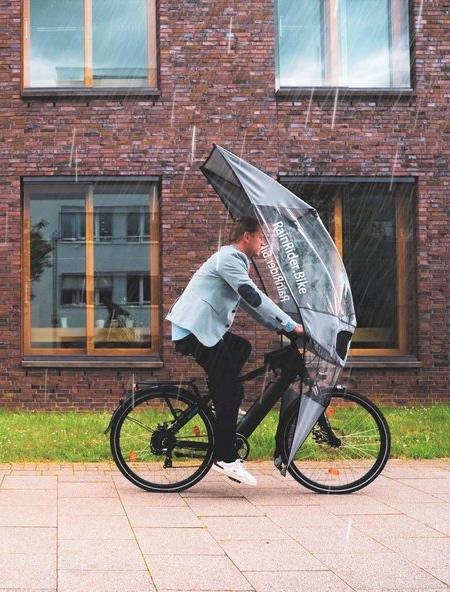 Bike Rain Shield
