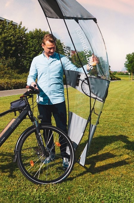 Bicycle Shield