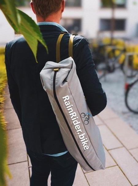 RainRider Softtopbike