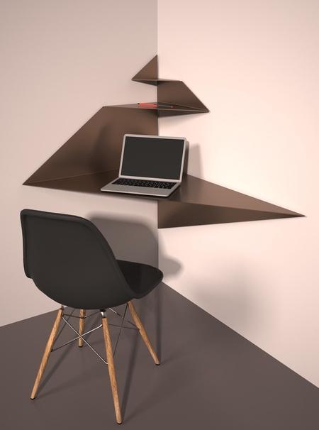Michael Hilgers Corner Desk